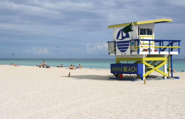 The South Beach neighborhood of Miami Beach, Florida is known the world over for its tropical climate, white sandy beaches and clear, aquamarine waters. What also comes to mind are pastel-colored art deco buildings and a happening nightlife. There's always something going on in South Beach, making it a true...
