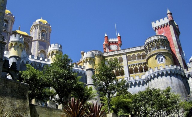 For a relatively small town, Sintra, Portugal is chock-full of sights. Perched high in the forested mountains northwest of Lisbon, it's only a forty-minute train ride from the capital city. Because of its cooler temperatures, strategic location, and remarkable natural beauty, Sintra has been a popular retreat for centuries. In...