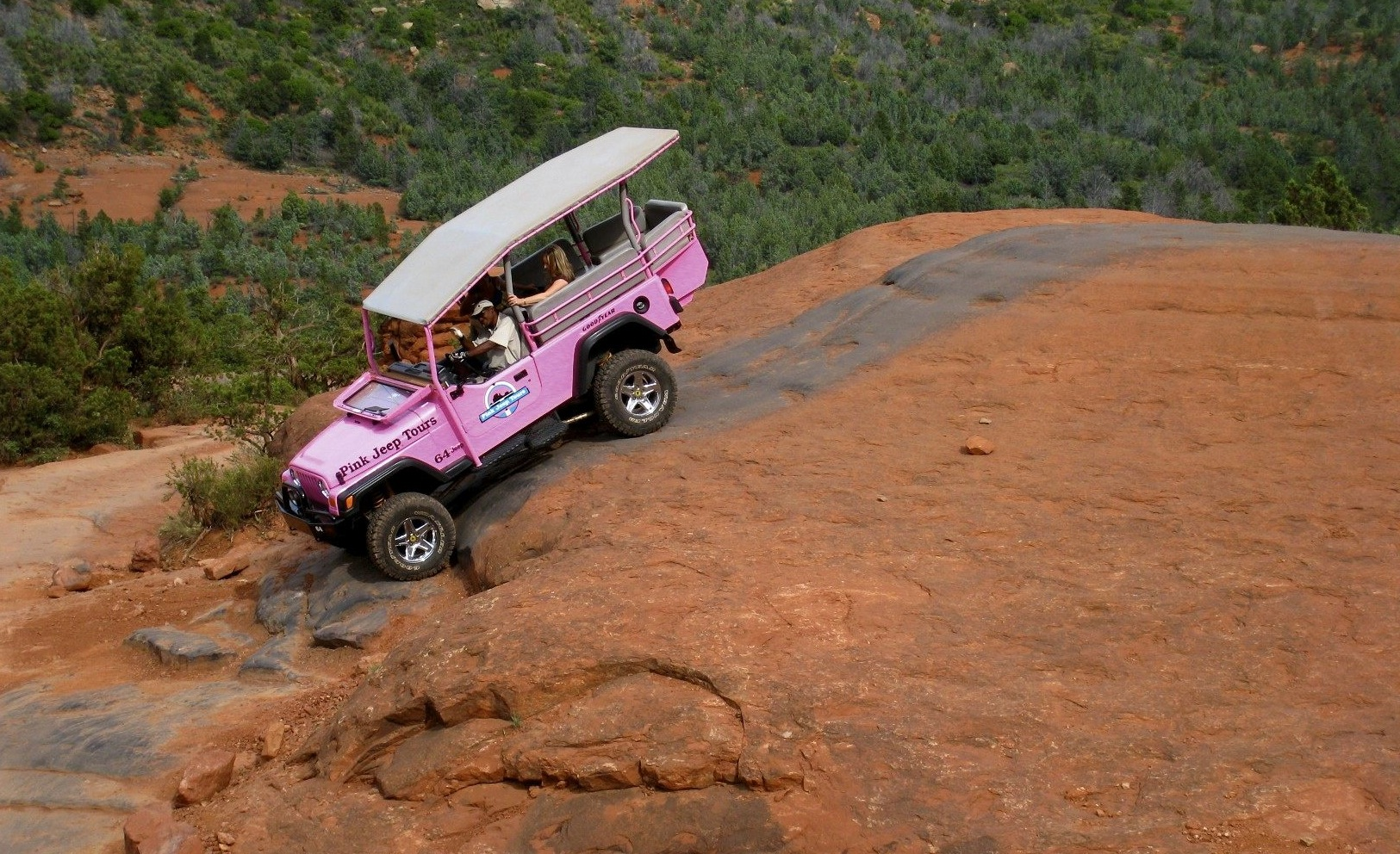 Pink Jeep Tours - 10 things to see and do in sedona