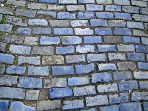 Prisoner Received: Narcissus -> Mordheimer Blue-bricks