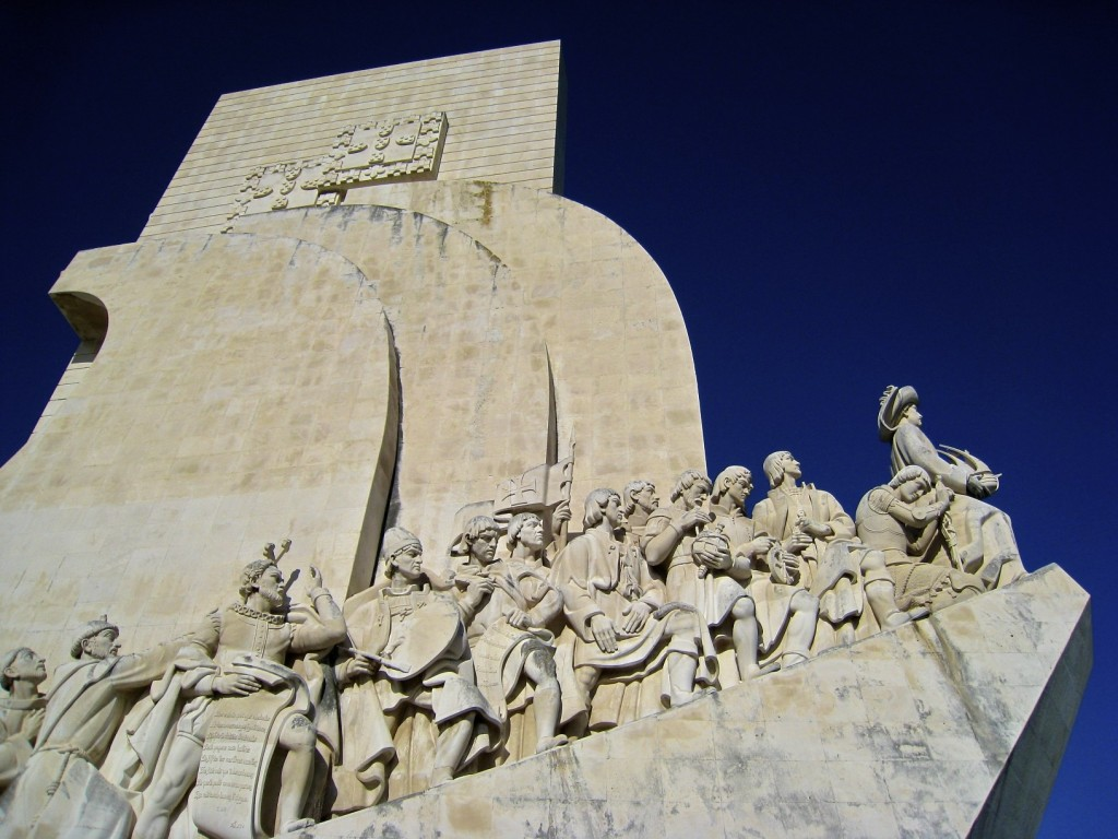 Travel Photo Thursday Monument To The Discoveries Lisbon Portugal