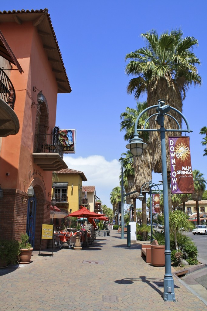 Snapshot palm springs california for Shopping in palm springs ca