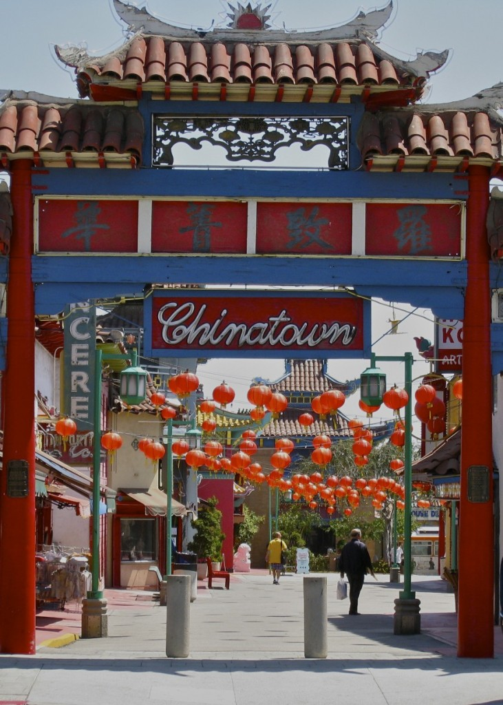 Greetings From Chinatown Los Angeles on Denver Union Station Restaurants