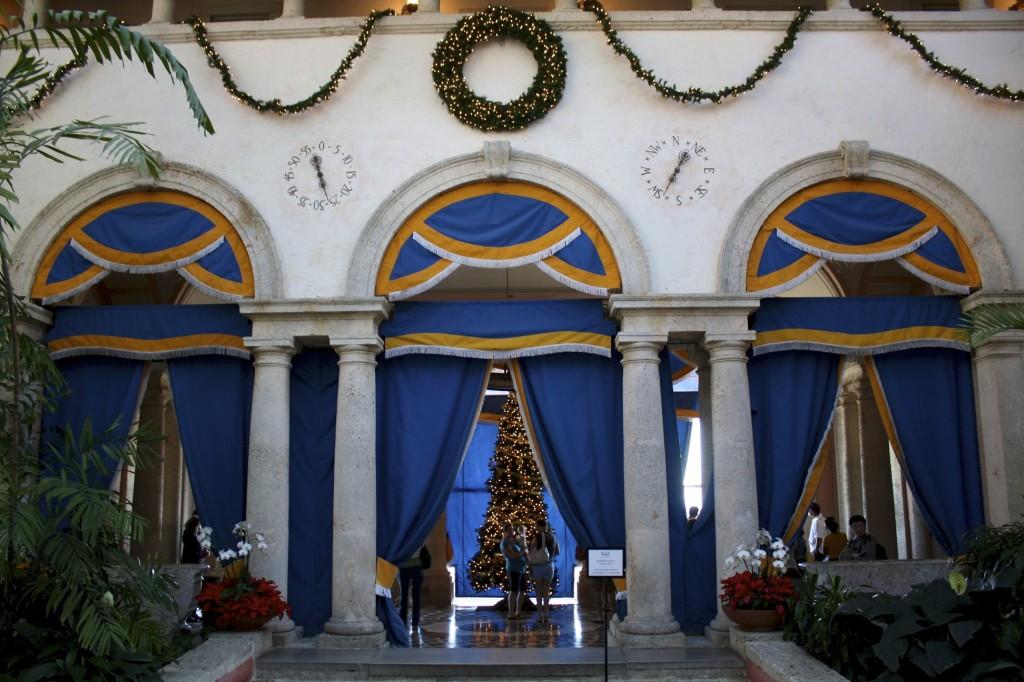 Photo Essay Vizcaya Museum Gardens Miami Florida Travel