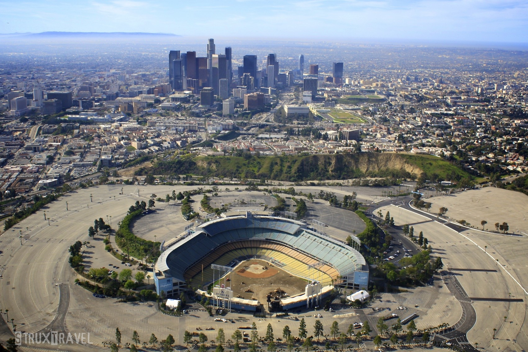 Dodger Stadium Downtown