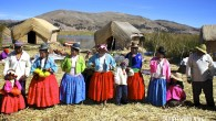 Ever since my 8th grade Spanish teacher taught our class about Lake Titicaca (to titters, naturally), I've been intrigued by the place. At thirteen, my conception of the world was still pretty limited; I never thought I'd actually go to this far-off place with the funny sounding name. Well, I...