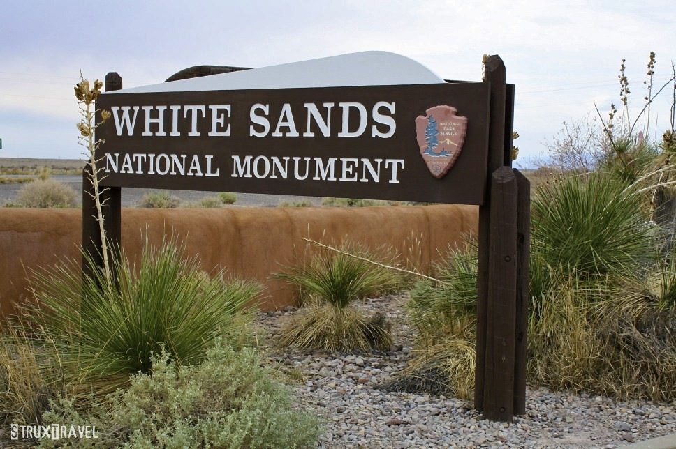 Greetings From… White Sands, New Mexico