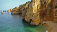 The Algarve is probably the most popular destination for visitors to Portugal, and it's easy to see the attraction. Not only are there stunning Atlantic beaches, but there's plenty to do off the beach as well, including lots of golf courses and places to perfect your back stroke at tennis...